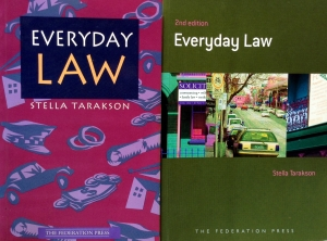 Everyday Law editions 1 & 2 The Federation Press