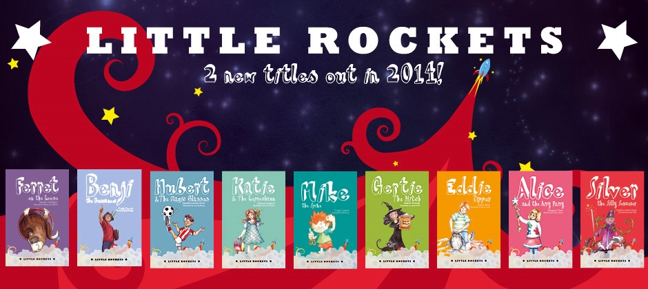 New Frontier Publishing Little Rockets Series